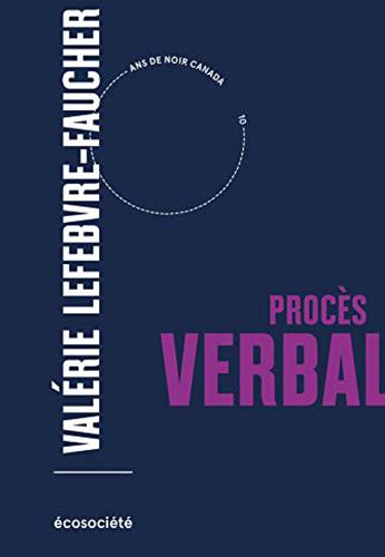 proces verbal